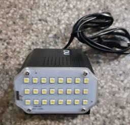 Título do anúncio: 24 LEDS MINI ROOM STROBE