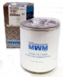 Filtro combustível diesel MWM original 9.0541.15.1.0020