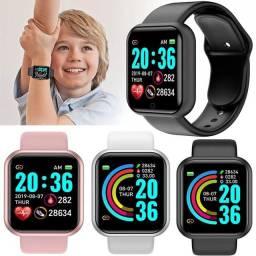 Título do anúncio: Relógio de pulso fitness y68