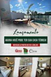 Título do anúncio: Casa Térrea Jardins-Lançamento.
