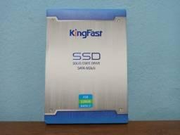 KingFast F10 | SSD Sata 3 com 128GB de armazenamento