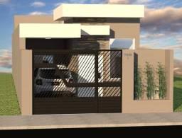 Título do anúncio: Casa com 2 dormitórios à venda, 81 m² por R$ 325.000,00 - Porto Bello Residence - Presiden
