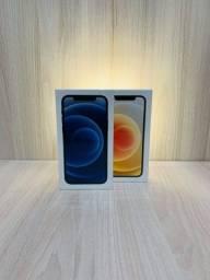 iPhone 12 128gb Preto e Branco novo, LACRADO.