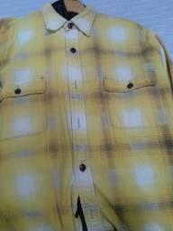 Camisa aveludada TNG