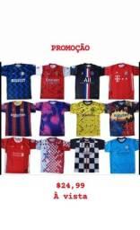 Camisa de time (Promoção)
