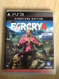 FARCRY4 SIGNATURE EDITION PS3 USADO
