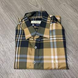 Camisas quadriculada