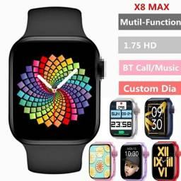 Título do anúncio: 2021 Lançamento iwo 13 MAX series X8 Max smartwatch bluetooth