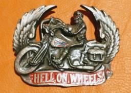 Fivela Harley Davidson Made in USA raridade