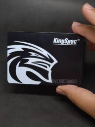 Título do anúncio: Ssd Kingspec 480gb 550mb Sata 3 6gb Ultra Rápido