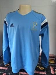 Blusa do Palmeiras - Tam GG - Original da adidas - zerada, ótima, estado de nova