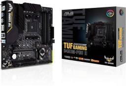 Título do anúncio: Kit Asus-TuF Gaming B450 Pro II - 16gb - Ryzen 5 3500x - Entrego e Aceito Cartôes