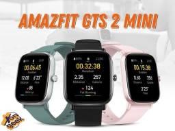 Smartwatch Amazfit GTS 2 mini | Versão Global | Lacrado com garantia!