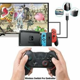 Controle sem fio para Nintendo switch