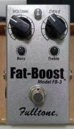 Pedal Fulltone Fat Boost FB 3