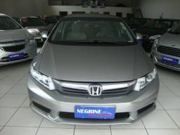 Honda Civic 1.8 LXS Automático 2013 - 2013