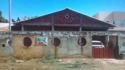 Casa no Jd. Santa Lúcia - Águas Lindas de Goiás