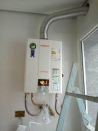 Aquesol instalações de aquecedores a gás e reparos