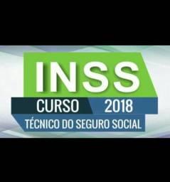 Curso INSS 2018