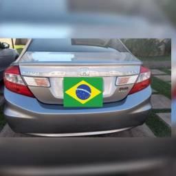Civic LXR 2.0 automático SÓ VENDA - 2014