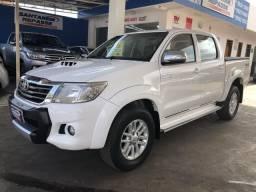 Hilux SRV Aut 4x4 Diesel 2014 SANTARÉM REPASSE DE VEÍCULOS - 2014