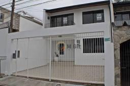 Sobrado residencial para locação, São Francisco, Curitiba.