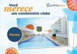 =Saia agora do aluguel, Ecovila Praia 50 e 53 m², whatsapp 81 991734647