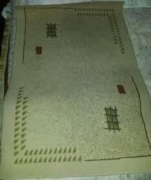 Vendo Tapete estampado Novíssimo (1 x 1,5 cm)