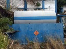 Reservatório óleo 10 mil litros