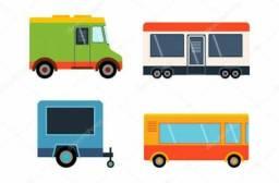 Trailer food truck !