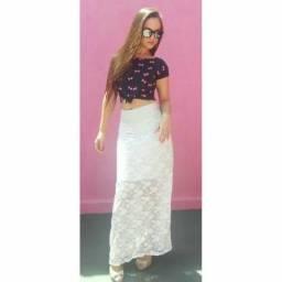 Lindo conjunto e vestidos tamanho P/M. preço varia de 20 a 40 reais