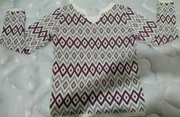 Blusa de frio de lã R$25,0