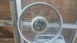 Roda usada zera