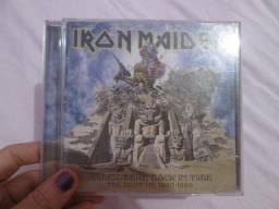 Cd Iron Maiden - Somewhere back in time
