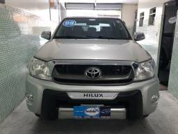 Hilux 2009 flex completa super conservada - 2009