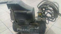 Vende-se compressor schulz 120lb