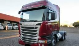 Scania R 440 6 x 4 Streamline ano 2012 - 2012