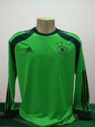 18640c0c11 Camisa de goleiro da Seleção da Alemanha de 2014