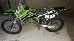 Kx 125 Kawasaki - 2001