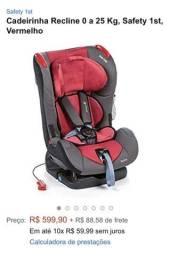 Cadeira bebê Carro Infanti Safety 1