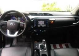 Toyota hilux 2.8 srx 4X4 CD 16V diesel 4P automatico - 2017