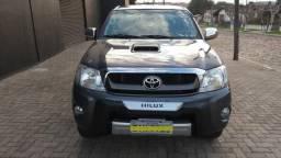 Hilux SRV Diesel Automática 2010 - ESPETACULAR - 2010