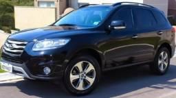 Santa Fé 3.5 V6 4WD 4x4 2012 - 2012