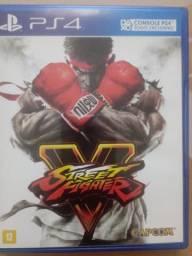 Jogo para Playstation 4 - Street Fighter V