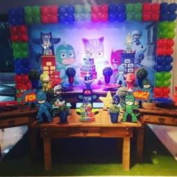 Decorações e brinquedos