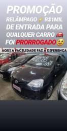 Showroom AUTOMÓVEIS! ETIOS SEDAN XS 2015 COM R$1MIL DE ENTRADA