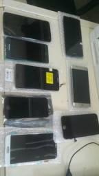 Tela Samsung e outras