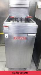 Fritadeira á gás vulcan - * Irani