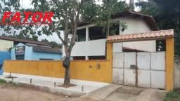 (Fator 573) Casa Em Varzea a 50 Metros da RJ 106 Só Na Fator