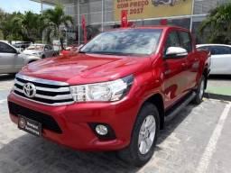 Toyota hilux srv 2.8 diesel at - 2017